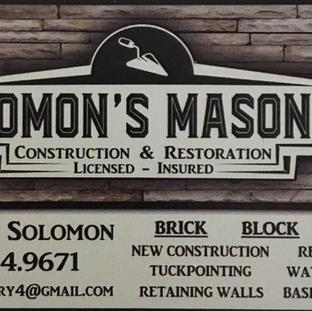 Solomon's Masonry
