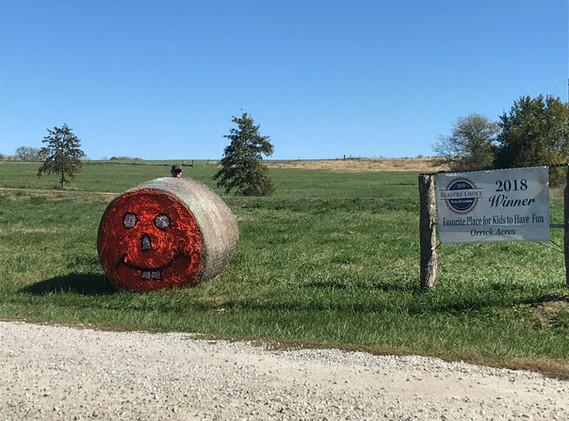 Fall Farm Events