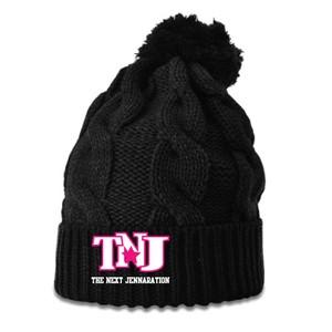 TNJ Richardson Chunk Twist Knit Beanie
