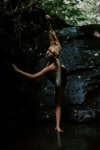 TNJ dancer, Grace