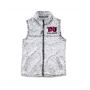 TNJ Boxercraft Full Zip Sherpa Vest