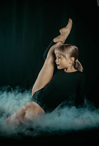 TNJ dancer Bridget