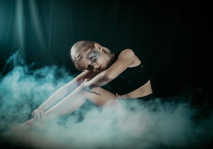 TNJ dancer, Jillian