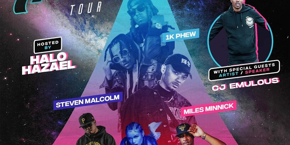 Invasion Tour w/ CJ Emulous (2)