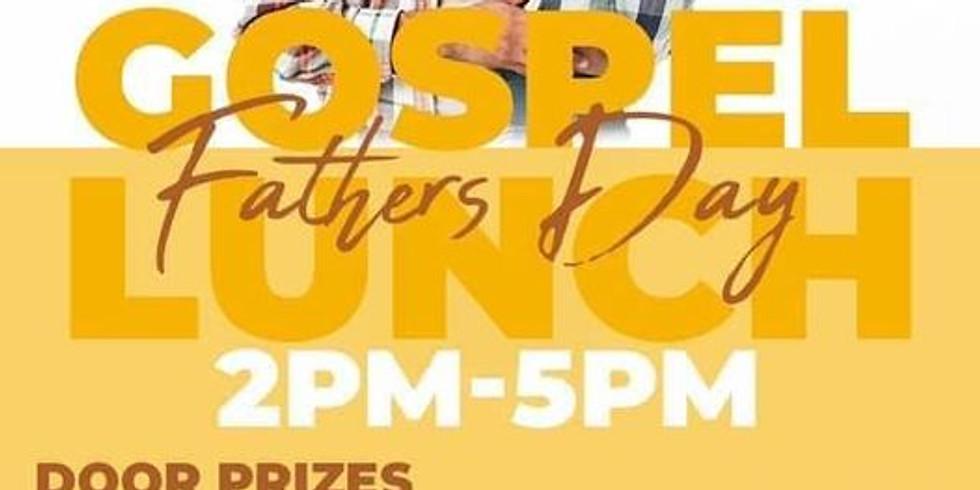 Fathers Day Gospel Lunch w/ CJ & Psalm Bird