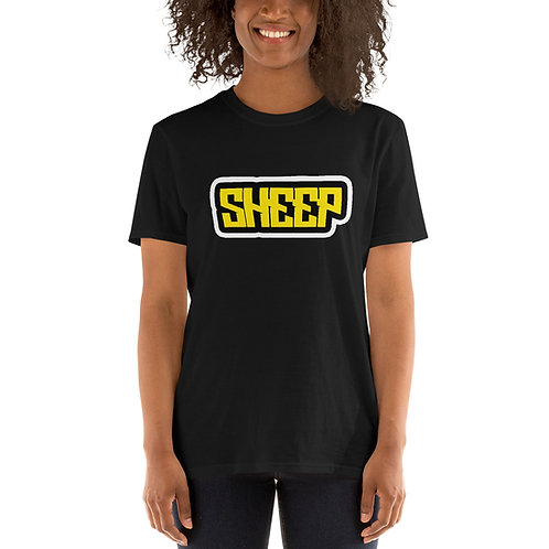 """Sheep"" Short-Sleeve Unisex T-Shirt"
