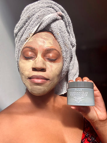 Fresh umbrian clay mask review