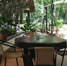 Area de restaurante