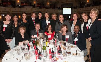 Coca-Cola Team Winning 2013 Catalyst Award at he Waldorf Astoria