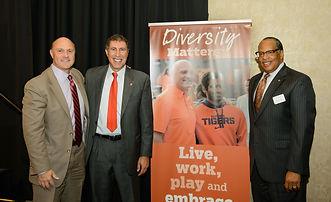 Clemson University Keynote Speaker