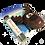Thumbnail: Get Blitzed Refillable Reindeer
