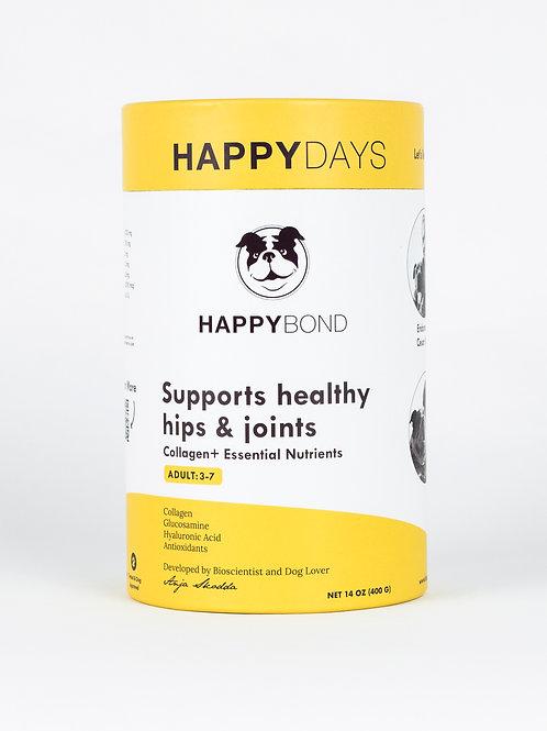 Happy Bond Collagen Joint Supplement - Adult (3-7 years)