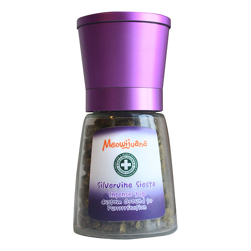 Kitty Keef - Catnip and Silvervine Pellets (Refillable)