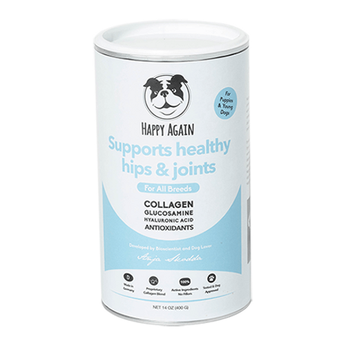 Happy Again Collagen Joint Supplement - Puppies & Young
