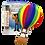 Thumbnail: Get a Rise Refillable Balloon