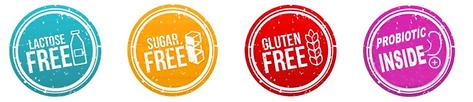 Cold & Dog Lactose Free, Gluten Free, Sugar Free, Probiotiic Inside