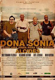Dona Sônia pediu uma arma POSTER.jpg