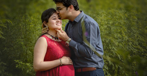 Maternity Photo Session in Pune