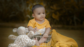 6 month baby boy pictures - baby Photoshoot