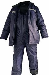 Утепленный костюм спецодежда