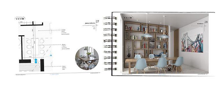 Architektonická studie DREAM HOMES ARCHITECTURE.