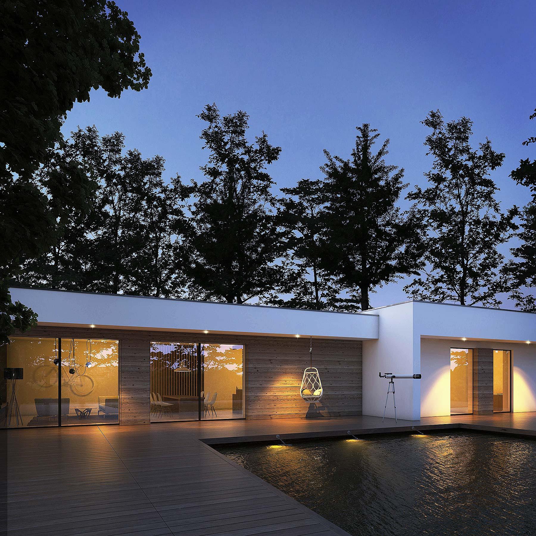 moderni_jednopodlazni_rodinny_dum_s_plochou_strechou_dream_homes_plavec_night