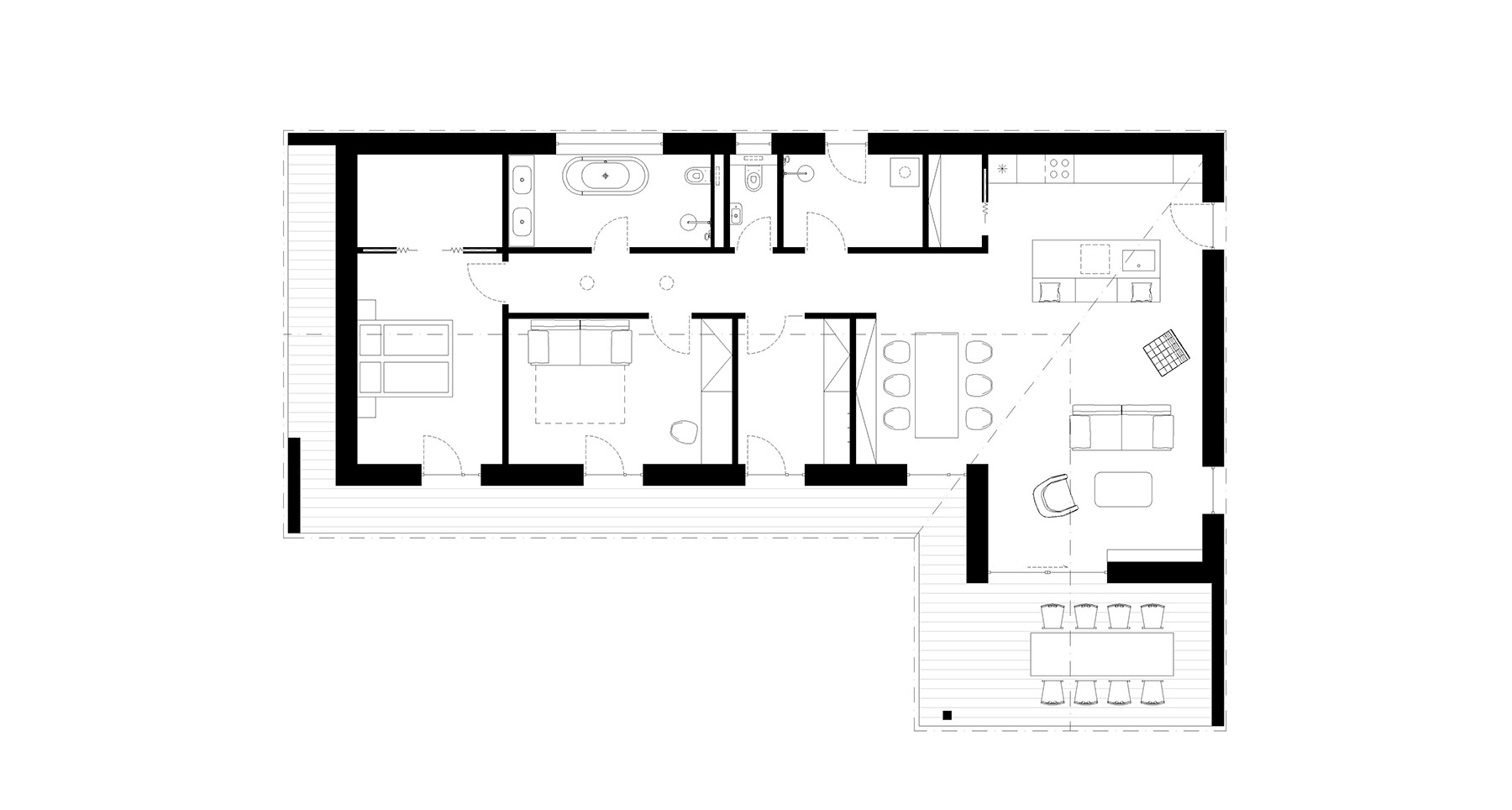 jednopodlazni_moderni_rodinny_dum_se_sikmou_strechou_dream_homes_plavec_pudorys