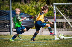 2019-4-20 Leighton Soccer Game 3 - Venic