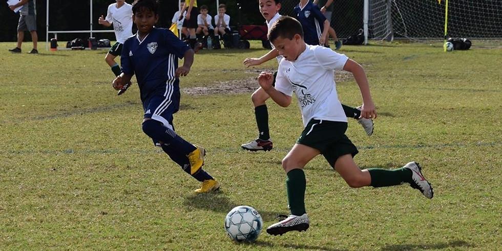 2020 Competitive Soccer Registration