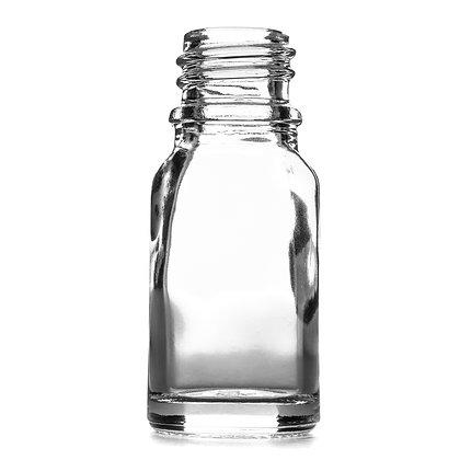10ml Clear Glass Dropper Bottle