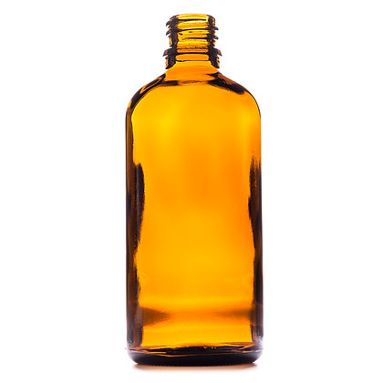 100ml Amber Glass Dropper Bottle