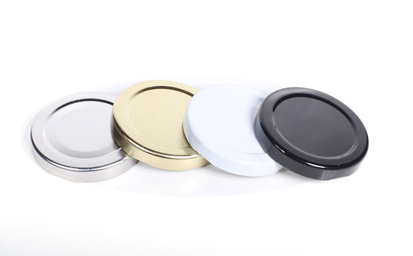 58mm Twist-off Lids