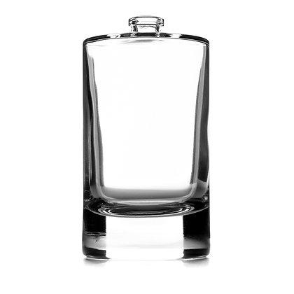 100ml Cylindrical Glass Bottle