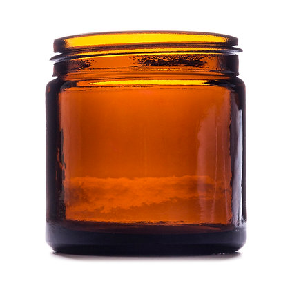 60ml Amber Glass Jar