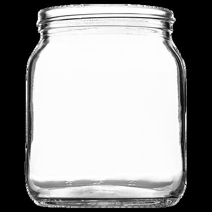 1lb Standard Honey Jar
