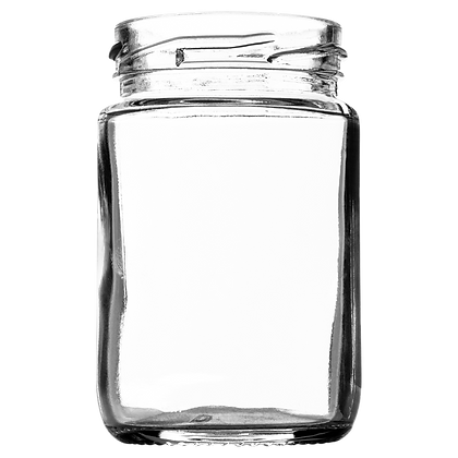 3.5oz (105ml) Round      Jars