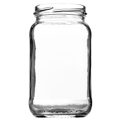 1lb (380ml) Standard Jam Jar