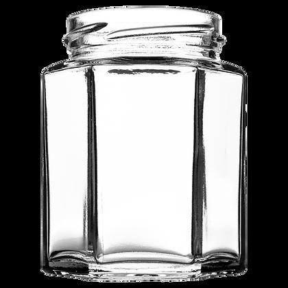 8oz (190ml) Hexagonal Jar
