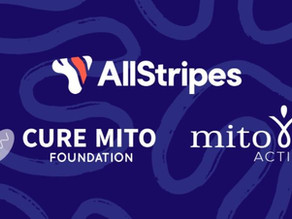 MitoAction and Cure Mito Foundation Announce Partnership with AllStripes Research