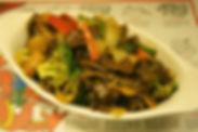 Beef Vegetable