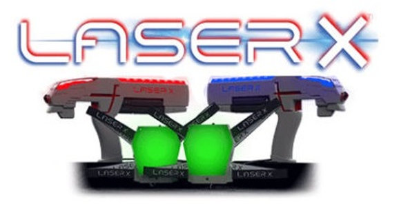 Laser Tag Combo Party