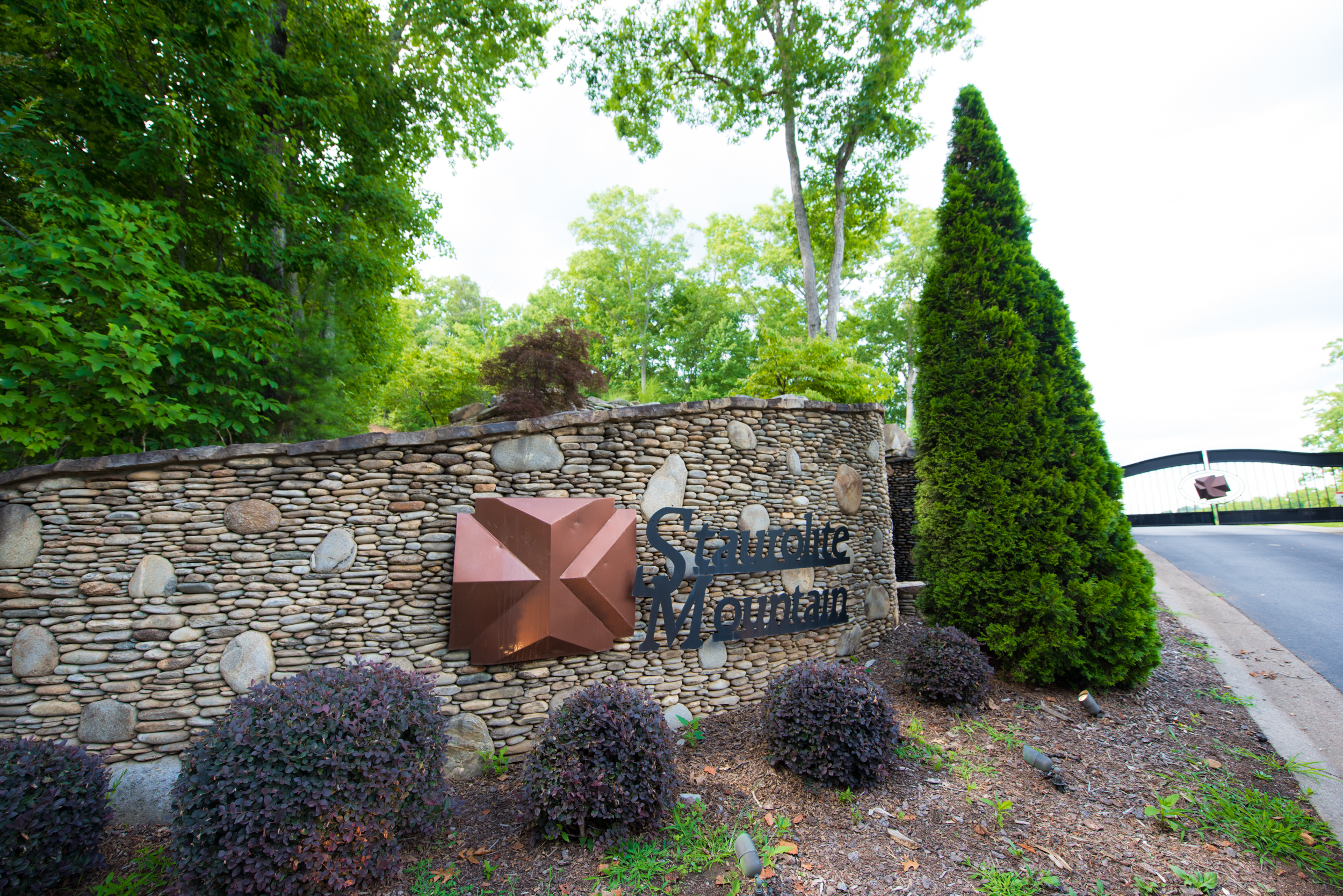 Staurolite Mountain entrance