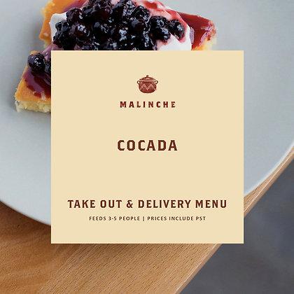 Malinche Cocada