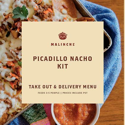 Malinche Picadillo Nacho Kit – Beef GF