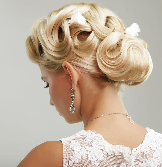 Bridal Hair Style - Prosper Hair