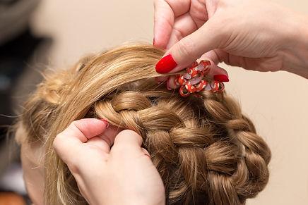Prosper Hair Salon - Bridal