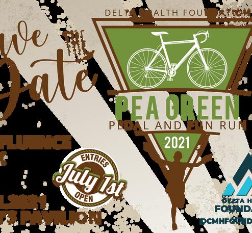 Pea Green Pedal & Fun Run Returns for Tenth Year