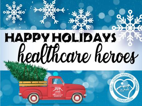 Help Us Wish Happy Holidays