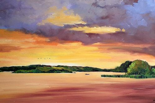Panorama Lough