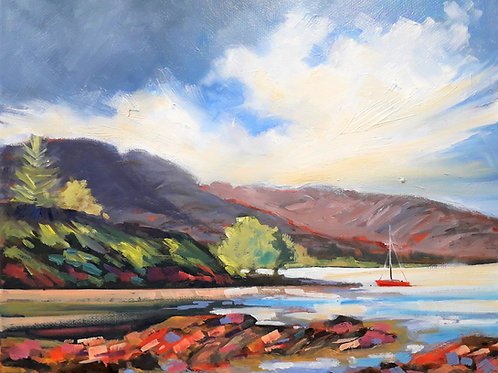 Donegal Inlet, SOLD Prints Available